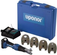 Uponor S-Press presværktøj m/ presbakker Mini2 16/20/25/32
