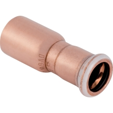 18 x 15 mm Reduktion CU Mapress