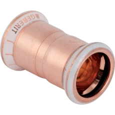 88,9 mm Muffe CU Mapress