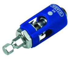 16 mm Wavin Alupex kalibrator f/skruemaskine