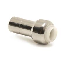 Tectite reduktionskobling 15 x 10 mm krom