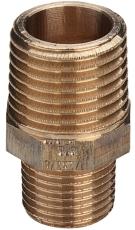 "3"" x 2.1/2"" Rødgods Silicium Bronze gevindfittings reduktion"
