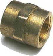 "1/4"" Muffe Rødgods Silicium Bronze"