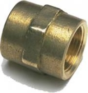 "1/2"" Muffe Rødgods Silicium Bronze"