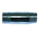 """1/2"""" x 60 mm Nippelrør forkromet Messing"""