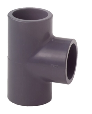 50 mm PVC tee