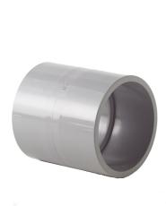 50 mm PVC muffer