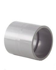 90 mm PVC muffer