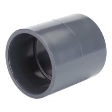TP PVC-U Klæbemuffe d50mm