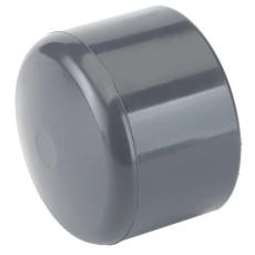 TP PVC-U slutmuffe d50mm