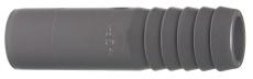 20 mm PVC trykslangestuds