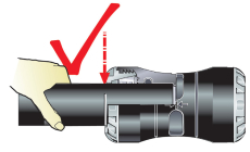 "Plasson 32 mm x 3/4"" overgang med nippel, PP, P16"