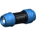 +GF+ iJOINT 40 mm reparationsmuffe, PP, PN16