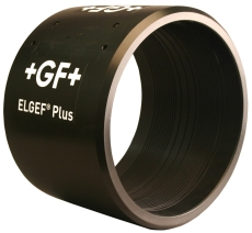 +GF+ ELGEF 160 mm PE EL-svejsemuffe, SDR17 PN10