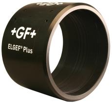 +GF+ ELGEF 200 mm PE EL-svejsemuffe, SDR17 PN10