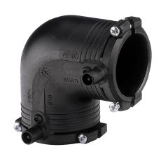 +GF+ ELGEF 40 mm PE EL-svejsevinkel 90°, SDR11 PN16