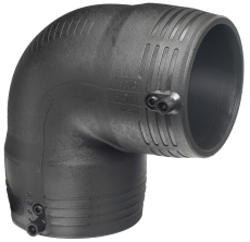 +GF+ ELGEF 110 mm PE EL-svejsevinkel 90°, SDR11 PN16