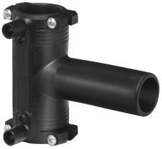 +GF+ ELGEF 63 mm PE EL-svejsetee, SDR11 PN16