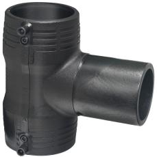 +GF+ ELGEF 125 mm PE EL-svejsetee, SDR11 PN16