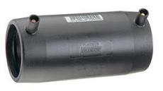 Plasson 50 mm EL-muffe, lang