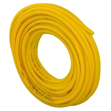 Uponor 20 mm PE80 PN4 SDR11 gasrør, gul, 100 m, EN1555