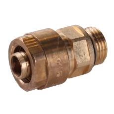 "18 mm x 1/2"" Gabotherm start-kobling m/nippel"