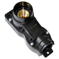 """16 mm x 1/2"""" AO M2 koblingsdåse, enkeltdåse til alupex"""