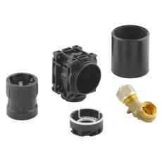 15 mm Uponor koblingsdåse, M7 enkelt t/kompression