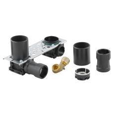 15 mm Uponor koblingsdåse, M7 dobbelt t/kompression