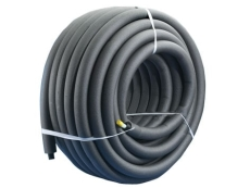 22 mm Wavin Pex-One RIR med 20 mm isolering 25 meter