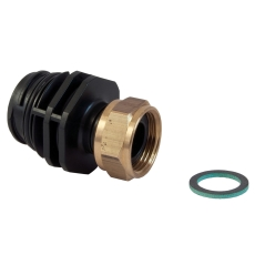 "Uponor Aqua PLUS adapter PPM G1""MT-G3/4""SN"
