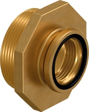 Uponor Wipex nippelmuffe G2-G1