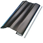 Uponor Ecoflex reparationsmuffe 200/175/145/140-700mm