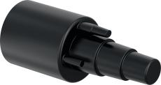Uponor Ecoflex gummi endetætning Single 25+32+40/68
