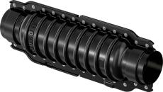 Uponor Ecoflex ligeløbende isoleringssæt 200/175/145/140