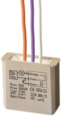 Elektronisk kiprelæ med soft start/stop til indbygn. MTR500E