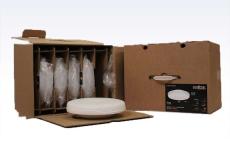 Sensorlampe RS Pro LED R1 V2 3000K, 950 lumen, indendørs (5