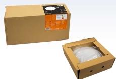 Sensorlampe RS Pro LED P1 V2 3000K, 960 lumen, indendørs (4