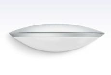 Sensorlampe L 825 iHF LED, nedlys, udendørs, sølv
