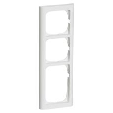 Fuga Ramme 63 Softline 3,5M hvid
