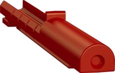 Fuga skruetårn til Air indmurings- og indstøbningsdåser