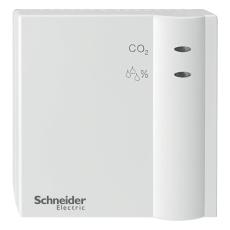 KNX CO2 Fugt Temperatur Sensor