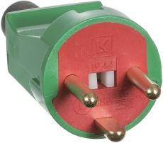 Stikprop M/J rød/grøn