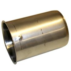 +GF+ 200X11,9 mm støttebøsning uden kile til  SDR17