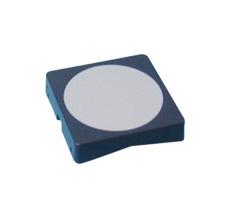 FUGA Afdækning lysdæmper Touch 180 LR koksgrå