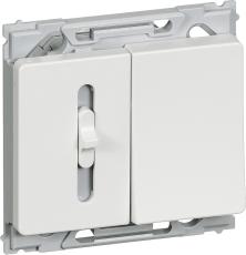 OPUS66 Lysdæmper LED-S 120VA med korrespondance, hvid