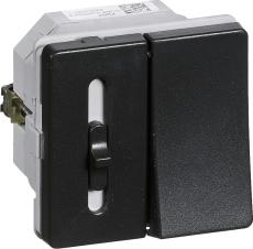 Fuga Lysdæmper LED-S 120VA med korrespondance, koksgrå