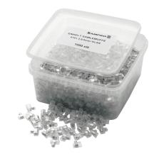 Samlemuffe 2,5 mm² enkelt klar (bulk 1000 stk)