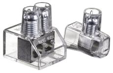 Samlemuffe 100x2,5 mm² + 75x10 mm² dobbelt med Torx10 Probag