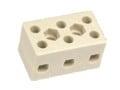 Kronemuffe porcelæn 3 polet 4 mm²